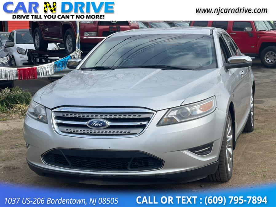 Used Ford Taurus Limited FWD 2010 | Car N Drive. Bordentown, New Jersey