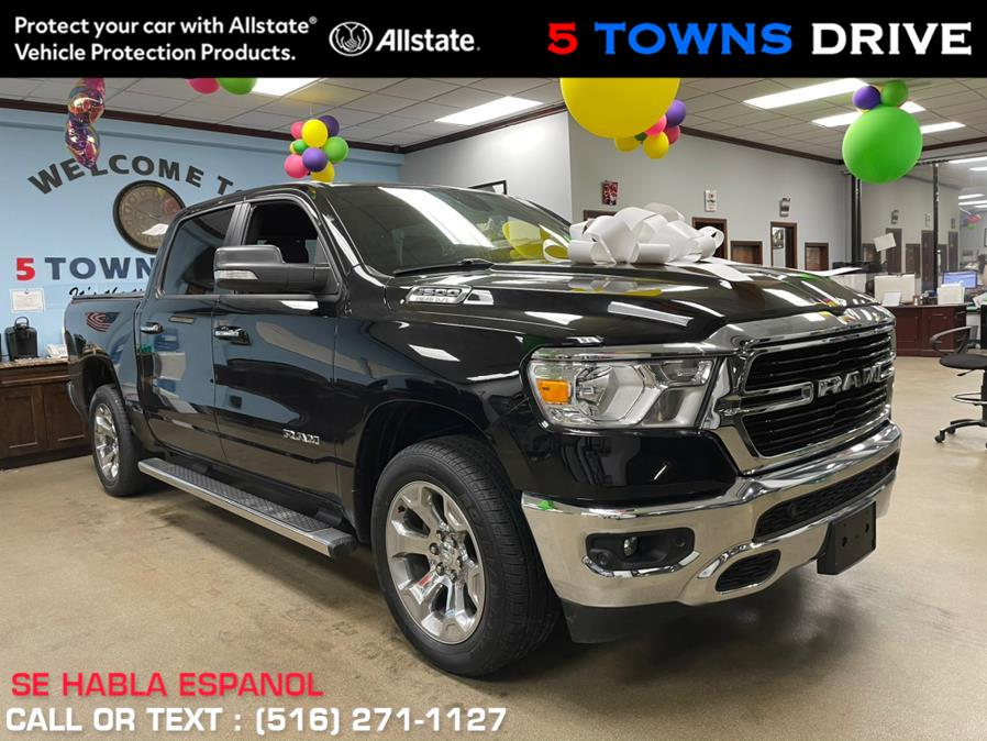 "Used Ram 1500 Big Horn 4x4 Crew Cab 5''7"" Box 2019 