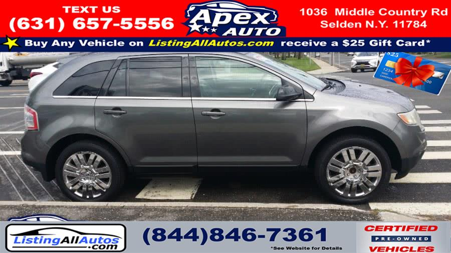 Used Ford Edge 4dr Limited AWD 2010 | www.ListingAllAutos.com. Patchogue, New York