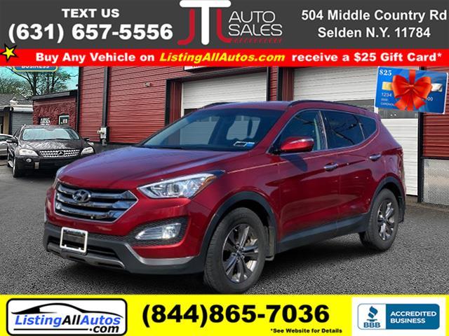 Used 2015 Hyundai Santa Fe Sport in Patchogue, New York | www.ListingAllAutos.com. Patchogue, New York