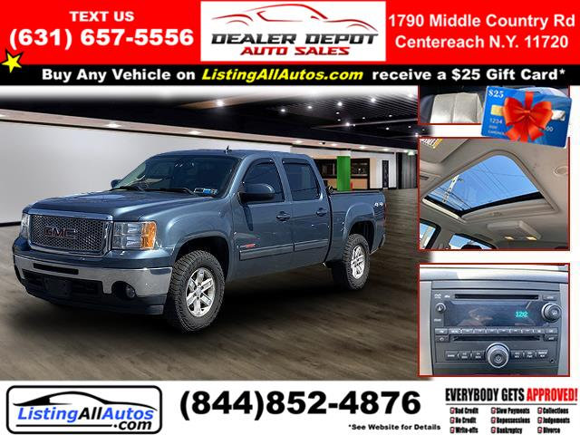 Used 2008 GMC Sierra 1500 in Patchogue, New York | www.ListingAllAutos.com. Patchogue, New York
