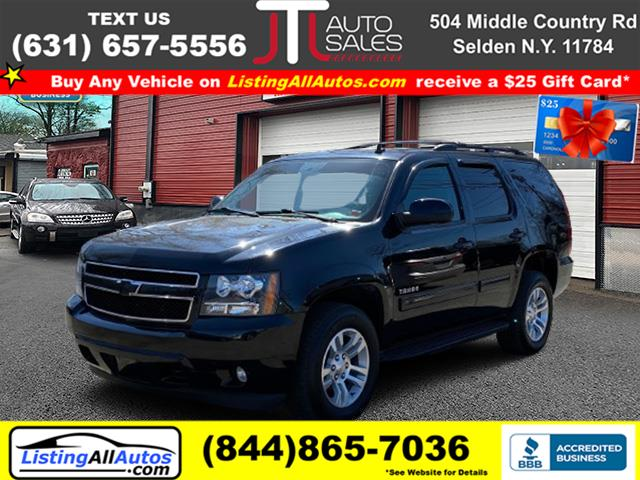 Used 2013 Chevrolet Tahoe in Patchogue, New York | www.ListingAllAutos.com. Patchogue, New York