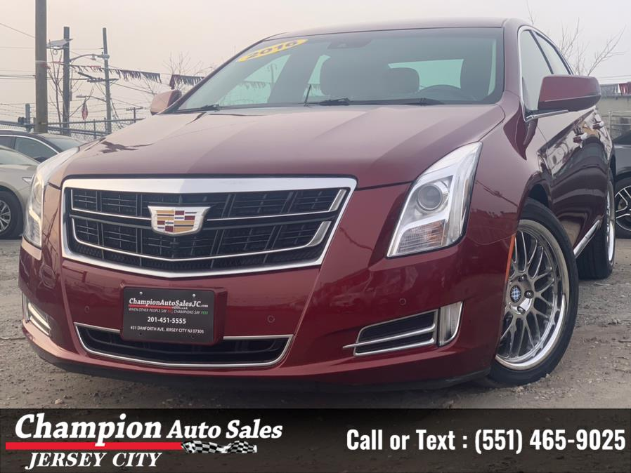 Used 2016 Cadillac XTS in Jersey City, New Jersey | Champion Auto Sales. Jersey City, New Jersey