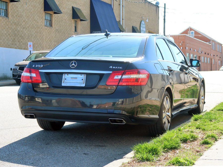Used Mercedes-Benz E-Class 4dr Sdn E350 Sport 4MATIC *Ltd Avail* 2013 | Auto Expo Ent Inc.. Great Neck, New York