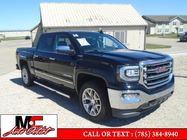 Used 2016 GMC Sierra 1500 in Colby, Kansas | M C Auto Outlet Inc. Colby, Kansas