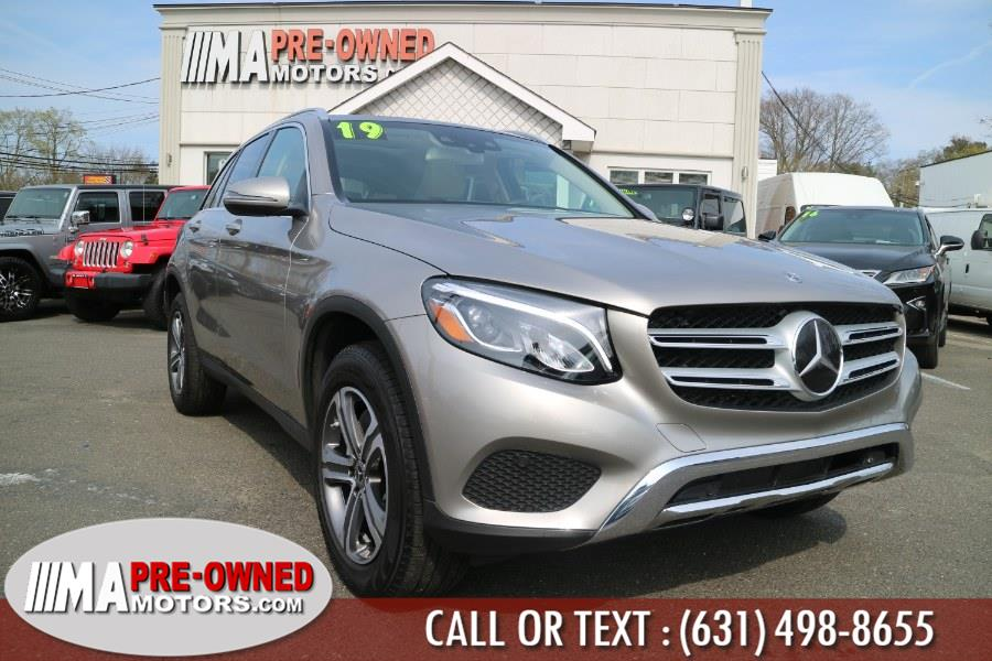 Used Mercedes-Benz GLC GLC 300 4MATIC SUV 2019 | M & A Motors. Huntington, New York