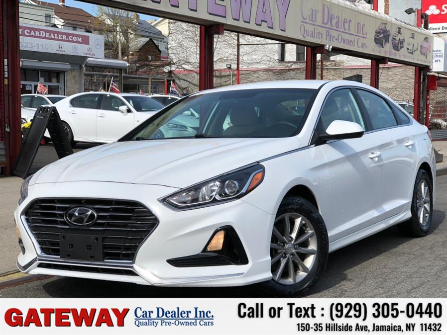 Used Hyundai Sonata SE 2.4L SULEV 2018 | Gateway Car Dealer Inc. Jamaica, New York