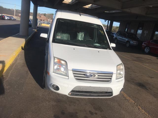 Used 2012 Ford Transit Connect Wagon in Brooklyn, New York | Atlantic Used Car Sales. Brooklyn, New York