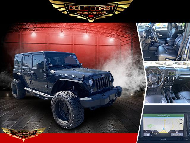 Used Jeep Wrangler Unlimited Rubicon 4x4 2017 | Sunrise Auto Outlet. Amityville, New York