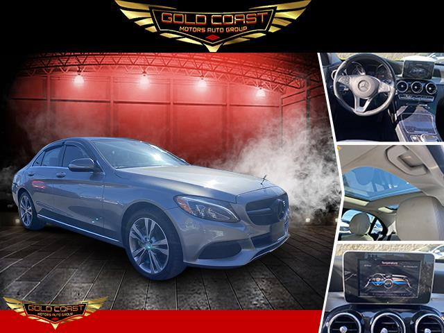 Used Mercedes-Benz C-Class 4dr Sdn C 300 Sport 4MATIC 2015 | Sunrise Auto Outlet. Amityville, New York