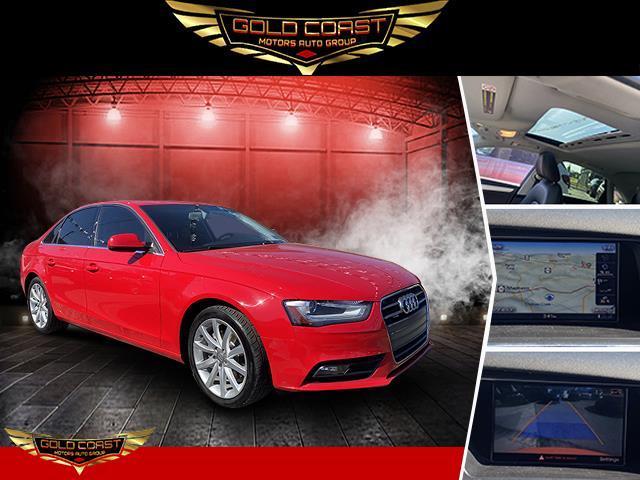 Used Audi A4 4dr Sdn Auto quattro 2.0T Premium Plus 2013 | Sunrise Auto Outlet. Amityville, New York