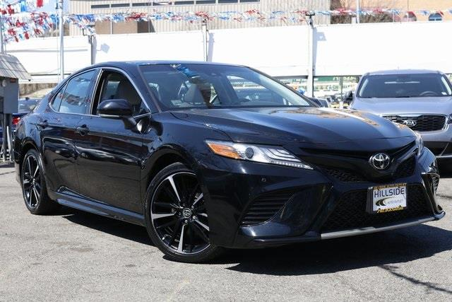 Used Toyota Camry XSE 2018 | Hillside Auto Outlet. Jamaica, New York