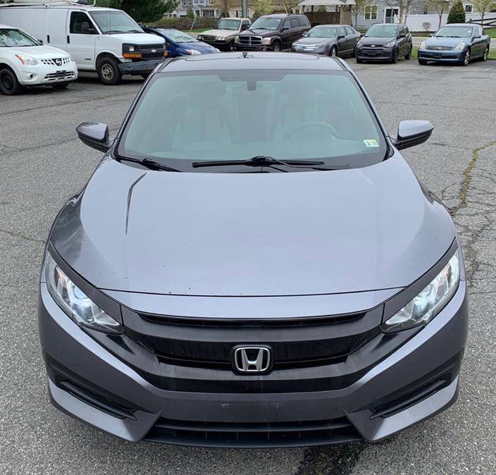 Used Honda Civic Coupe 2dr CVT LX-P 2016 | Advanced Auto Mall. Bronx, New York