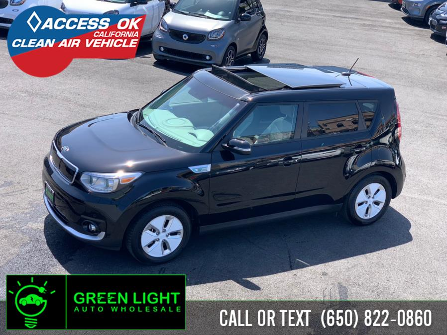 Used 2016 Kia Soul EV in Daly City, California | Green Light Auto Wholesale. Daly City, California