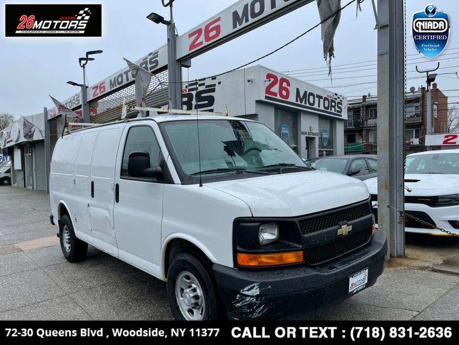 Used 2017 Chevrolet Express Cargo Van in Woodside, New York | 26 Motors Queens. Woodside, New York