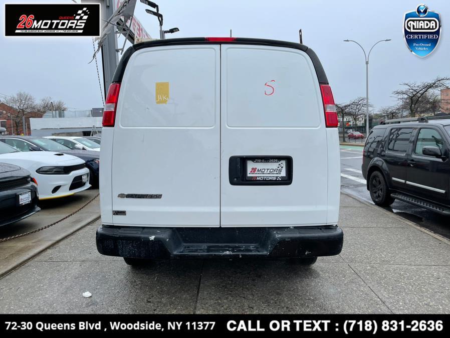 """Used Chevrolet Express Cargo Van RWD 2500 135"""" 2017   26 Motors Queens. Woodside, New York"""