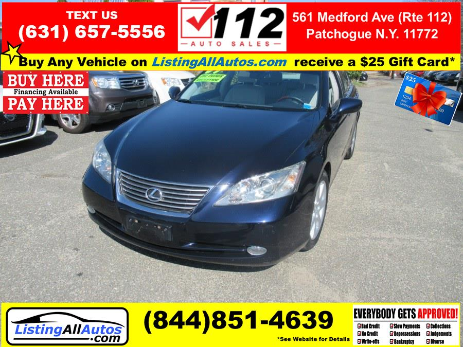Used Lexus ES 350 4dr Sdn 2009 | www.ListingAllAutos.com. Patchogue, New York