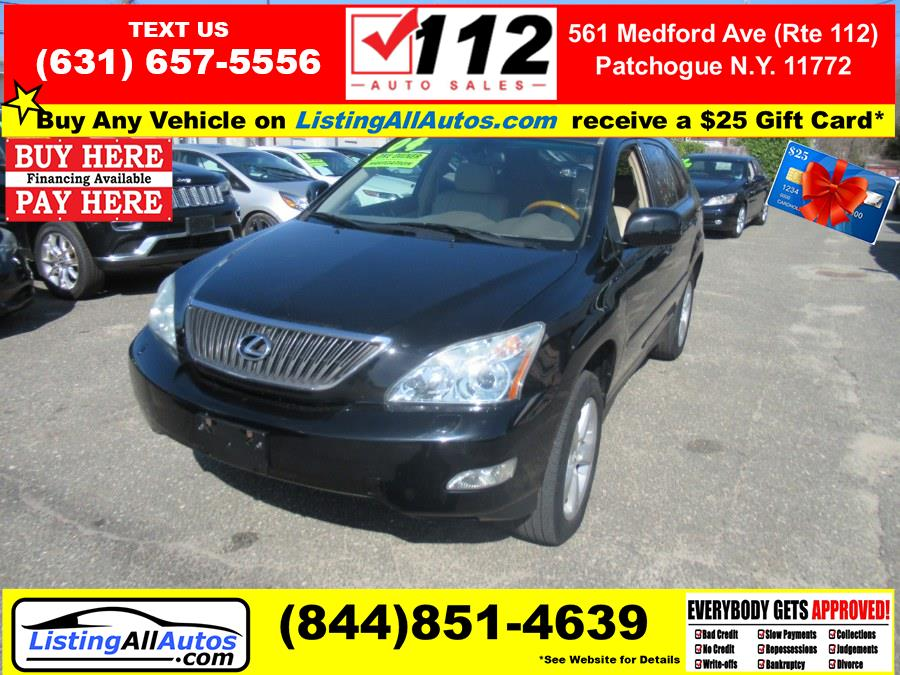 Used 2004 Lexus RX 330 in Patchogue, New York | www.ListingAllAutos.com. Patchogue, New York