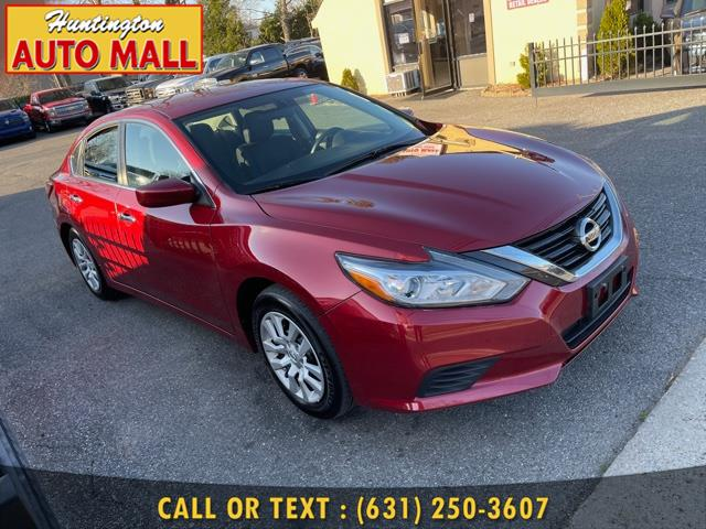 Used Nissan Altima 4dr Sdn I4 2.5 SV 2016 | Huntington Auto Mall. Huntington Station, New York
