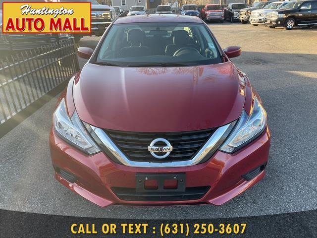 Used Nissan Altima 4dr Sdn I4 2.5 SV 2016 | Huntington Auto Mall. Huntington Station, New York