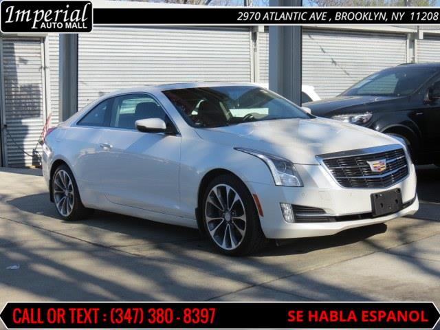 Used Cadillac ATS Coupe 2dr Cpe 2.0L Luxury AWD 2017 | Imperial Auto Mall. Brooklyn, New York