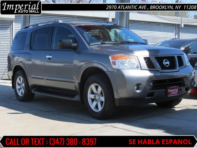 Used Nissan Armada 4WD 4dr SL 2015 | Imperial Auto Mall. Brooklyn, New York