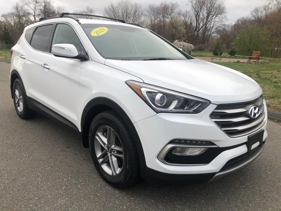 Used Hyundai Santa Fe Sport 2.4L Auto AWD 2018 | Malkoon Motors. Agawam, Massachusetts