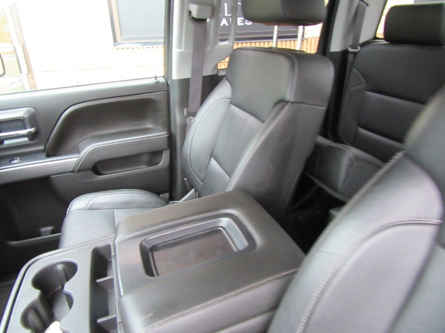 """Used Chevrolet Silverado 1500 4WD Double Cab 143.5"""" LT w/1LT 2014   Royalty Auto Sales. Little Ferry, New Jersey"""