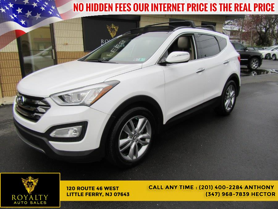 Used 2014 Hyundai Santa Fe Sport in Little Ferry, New Jersey | Royalty Auto Sales. Little Ferry, New Jersey