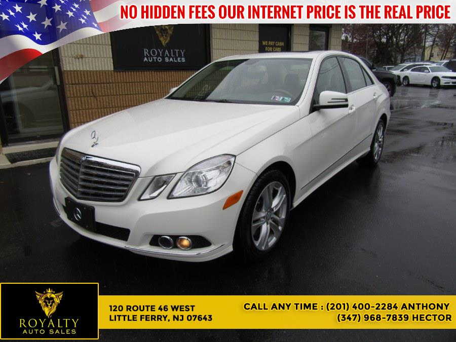 Used 2011 Mercedes-Benz E-Class in Little Ferry, New Jersey | Royalty Auto Sales. Little Ferry, New Jersey