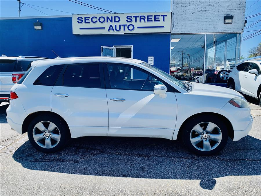 Used 2007 Acura Rdx in Manchester, New Hampshire | Second Street Auto Sales Inc. Manchester, New Hampshire