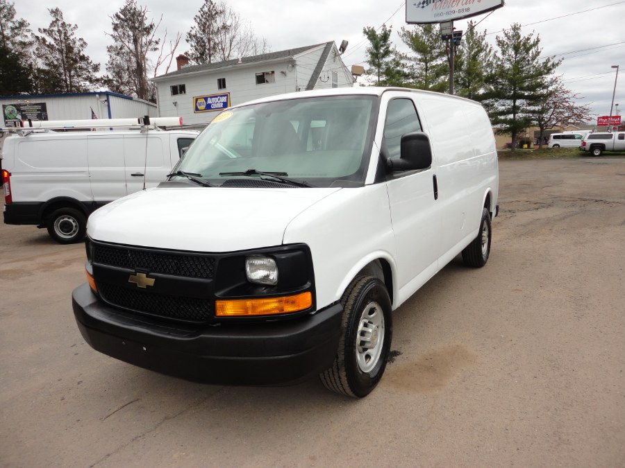Used 2017 Chevrolet Express Cargo Van in Berlin, Connecticut | International Motorcars llc. Berlin, Connecticut