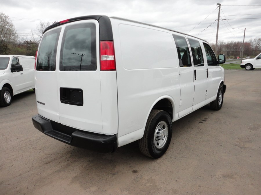 "Used Chevrolet Express Cargo Van RWD 2500 135"" 2017 | International Motorcars llc. Berlin, Connecticut"
