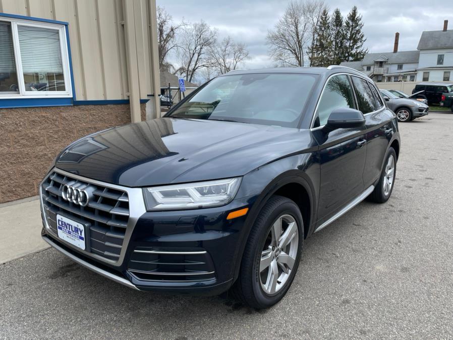 Used 2018 Audi Q5 in East Windsor, Connecticut | Century Auto And Truck. East Windsor, Connecticut