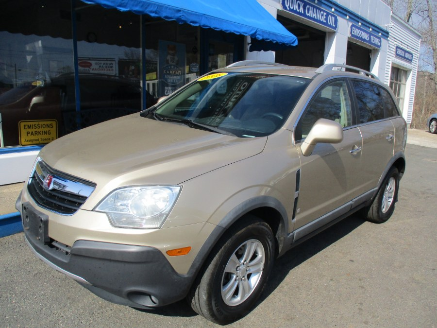 Used Saturn VUE AWD 4dr V6 XE 2008   Cos Central Auto. Meriden, Connecticut