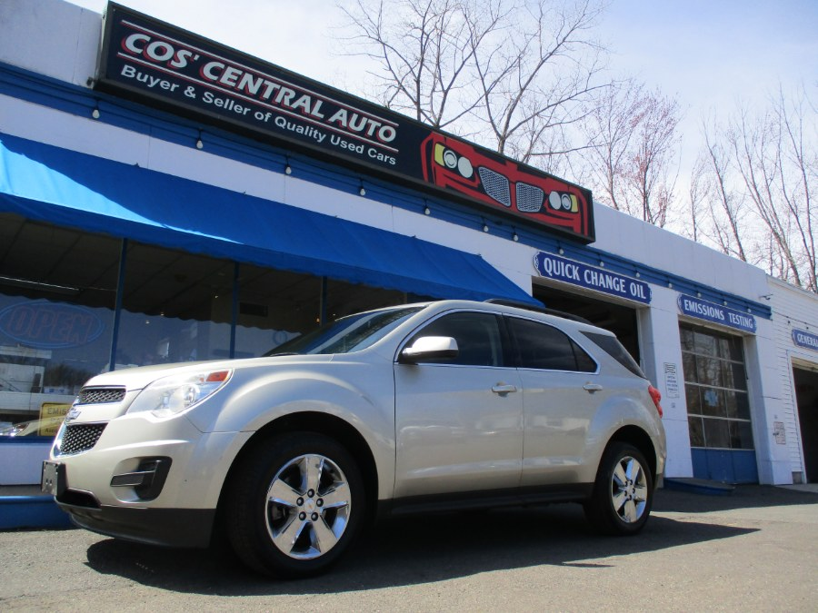 Used Chevrolet Equinox AWD 4dr LT w/1LT 2013 | Cos Central Auto. Meriden, Connecticut
