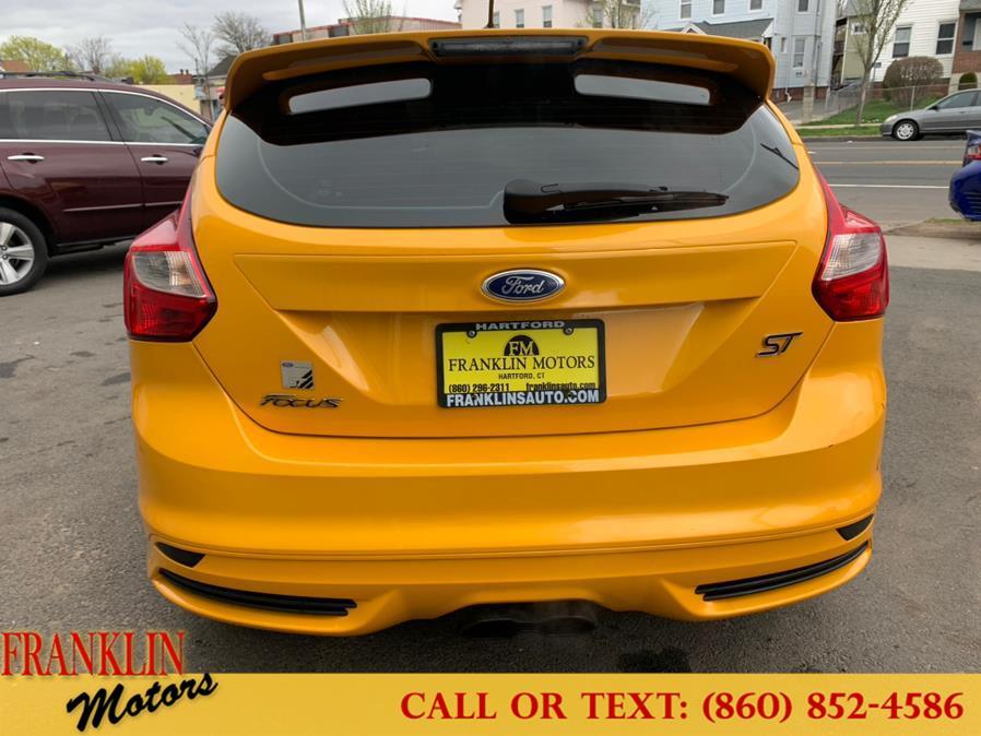 Used Ford Focus 5dr HB ST 2013   Franklin Motors Auto Sales LLC. Hartford, Connecticut
