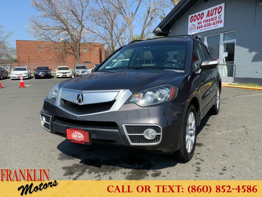 Used 2010 Acura RDX in Hartford, Connecticut | Franklin Motors Auto Sales LLC. Hartford, Connecticut