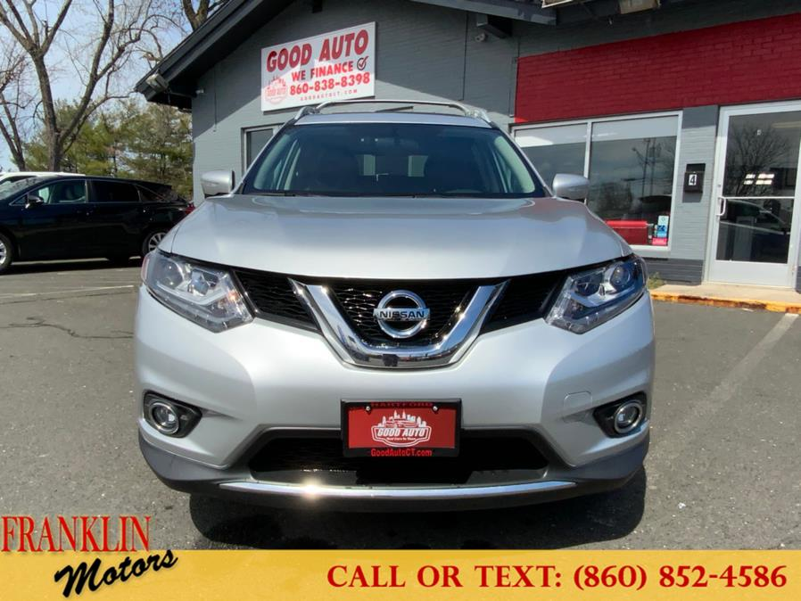 Used 2014 Nissan Rogue in Hartford, Connecticut | Franklin Motors Auto Sales LLC. Hartford, Connecticut