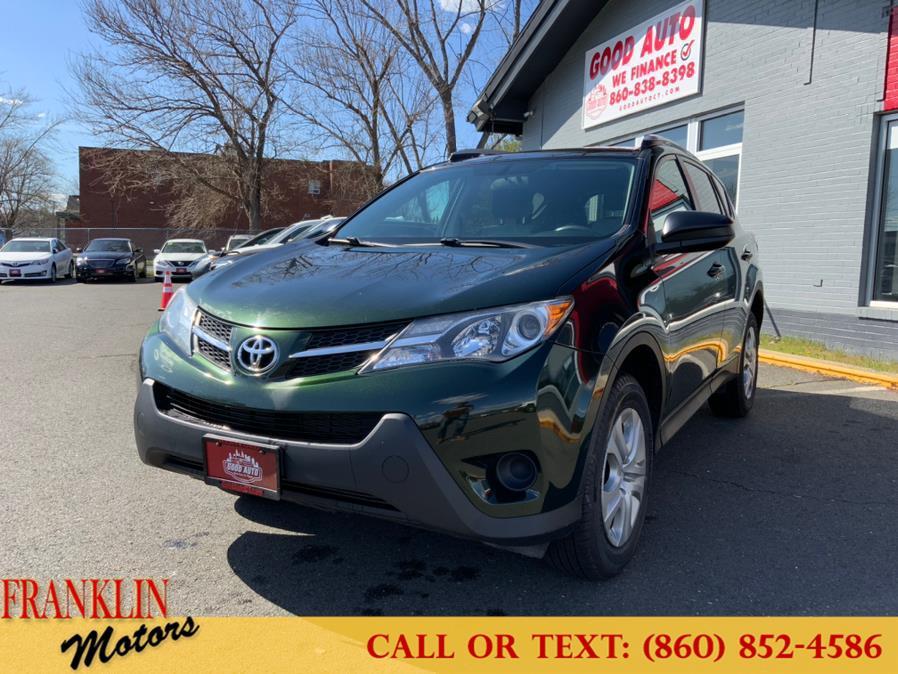 Used 2013 Toyota RAV4 in Hartford, Connecticut | Franklin Motors Auto Sales LLC. Hartford, Connecticut