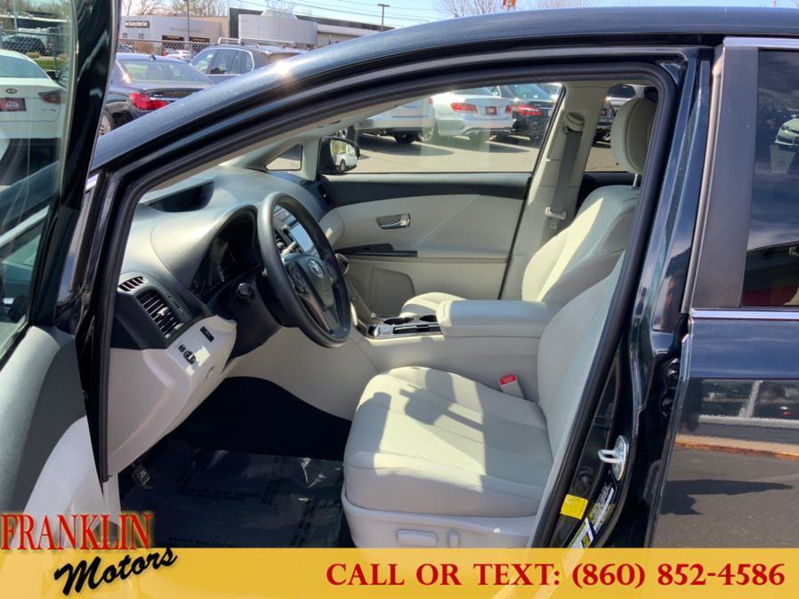 Used Toyota Venza 4dr Wgn I4 AWD LE (Natl) 2013 | Franklin Motors Auto Sales LLC. Hartford, Connecticut
