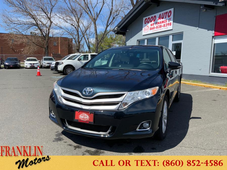 Used 2013 Toyota Venza in Hartford, Connecticut | Franklin Motors Auto Sales LLC. Hartford, Connecticut
