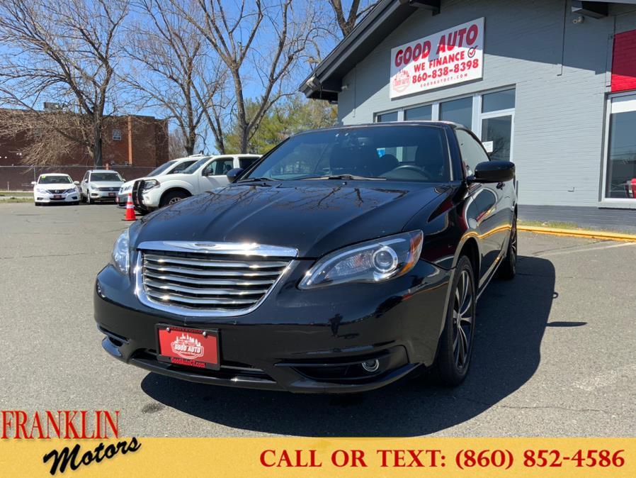Used 2011 Chrysler 200 in Hartford, Connecticut | Franklin Motors Auto Sales LLC. Hartford, Connecticut