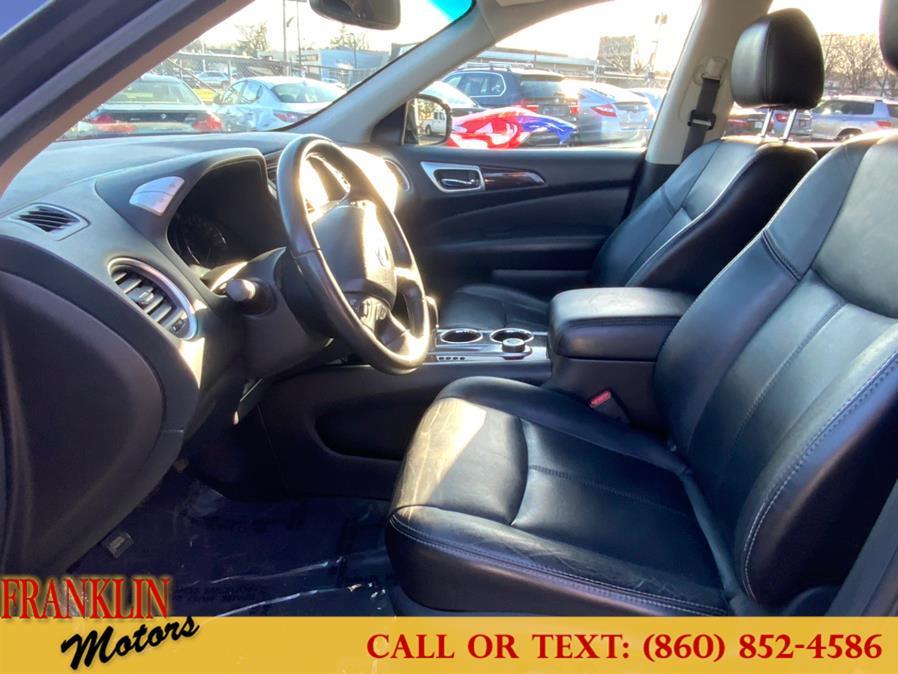 Used Nissan Pathfinder 4WD 4dr S 2014   Franklin Motors Auto Sales LLC. Hartford, Connecticut