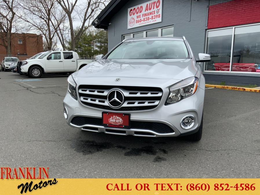 Used 2018 Mercedes-Benz GLA in Hartford, Connecticut | Franklin Motors Auto Sales LLC. Hartford, Connecticut
