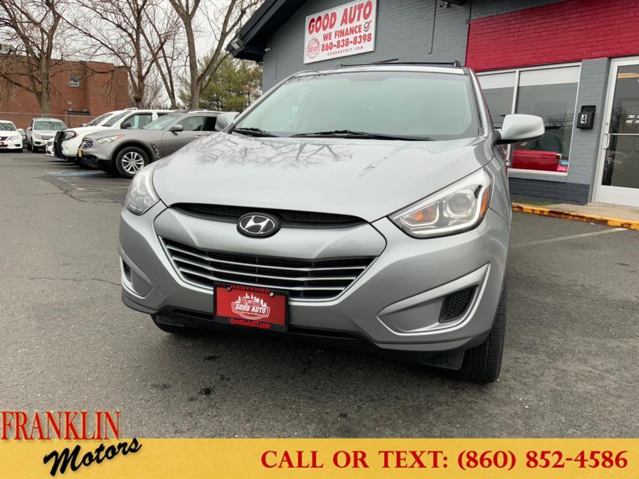 Used 2015 Hyundai Tucson in Hartford, Connecticut | Franklin Motors Auto Sales LLC. Hartford, Connecticut