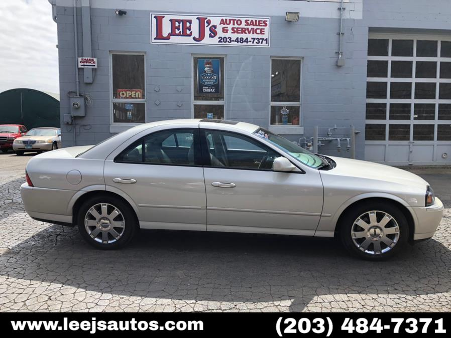 Used 2004 Lincoln LS in North Branford, Connecticut | LeeJ's Auto Sales & Service. North Branford, Connecticut