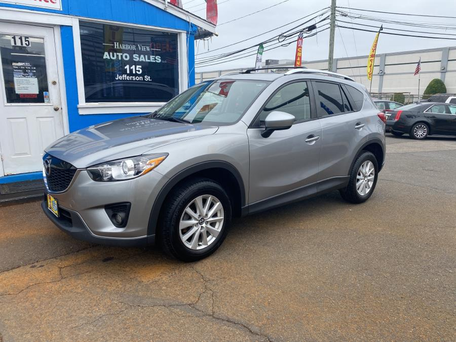 Used Mazda CX-5 AWD 4dr Auto Touring 2014 | Harbor View Auto Sales LLC. Stamford, Connecticut