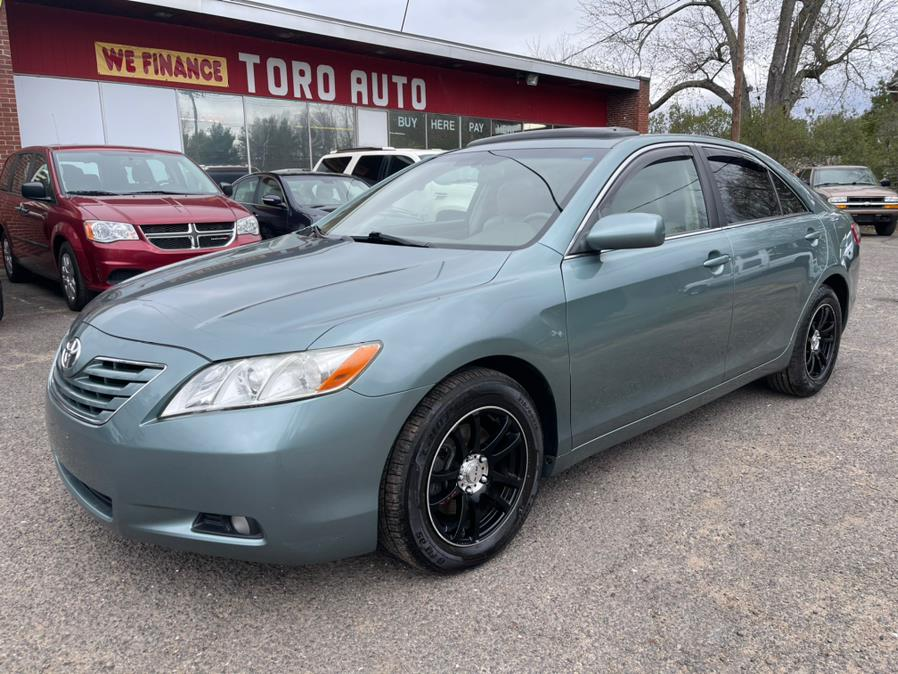 Used Toyota Camry 4dr Sdn V6 Auto XLE (Natl) 2007 | Toro Auto. East Windsor, Connecticut