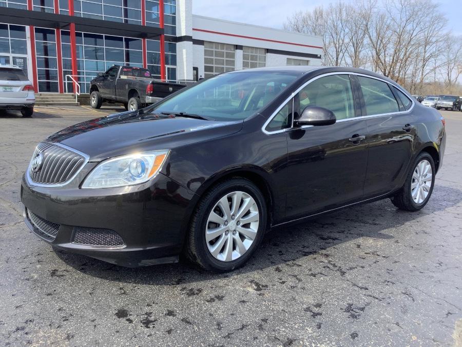Used Buick Verano 4dr Sdn w/1SD 2015 | Marsh Auto Sales LLC. Ortonville, Michigan